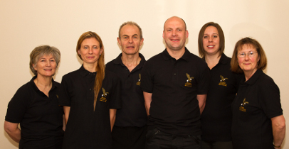 Eagle Cleaning Services Team